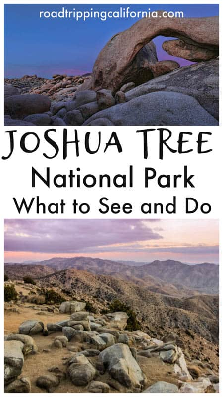 Discover all the exciting things you can do in Joshua Tree National Park, Southern California's amazing desert park. From photography to camping and hiking to sunset views, you'll have a great time at Joshua Tree.