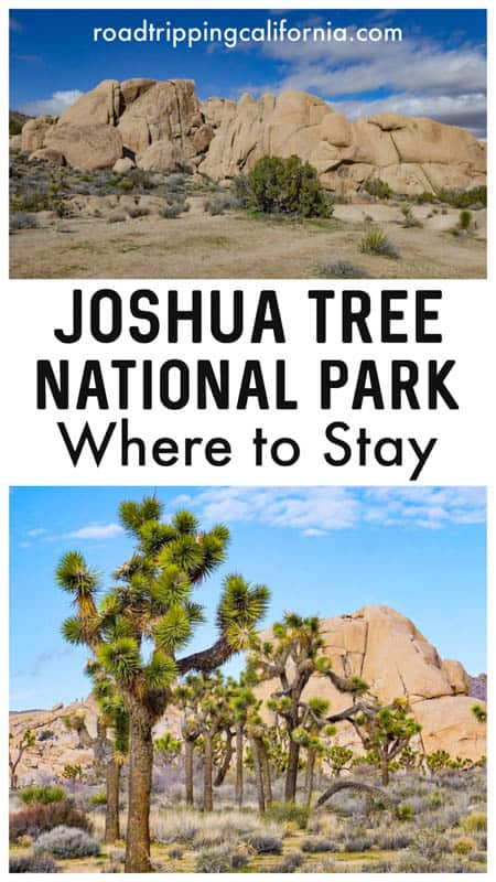 Discover the best places to stay in Joshua Tree! Accommodation options near Joshua Tree National Park | Joshua Tree AirBnBs | Best Places to stay in Joshua Tree